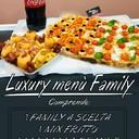 Luxury Menù Family